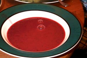 Cherry Soup