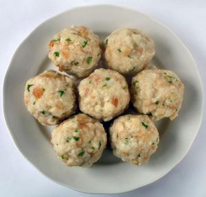 Easy Bread Dumplings