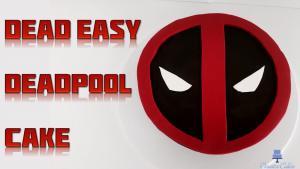 Deadpool Cake 1015666 By Creativecakesbysharon