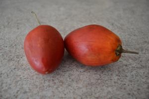 How To Prepare And Eat Tamarillos Aka Tree Tomatoes 1015217 By Cookingwithkimberly