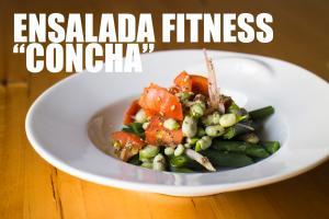 Ensalada Fitness Y Saludable Grabada Con Una Go Pro 1020164 By Dicestuqueno
