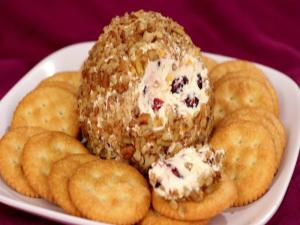 Cranberry Cheese Ball
