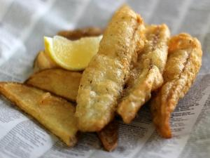 How To Make Extra Crispy Fish And Chips