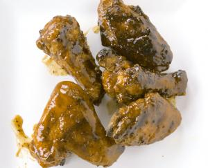 Orange Marmalade Chicken Wings