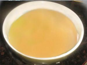 Pressure Cooked Fish Stock