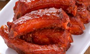 Texas-Barbecued Spareribs