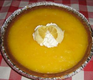 Refreshing Lemon Pie