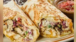 Eat A 30 Pound Burrito Win A Restaurant