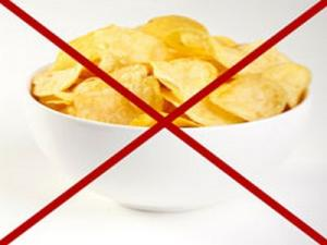 No Potato Chips