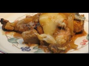 French Onion Soup Chicken On The Grill 1014960 By Rootboyslim