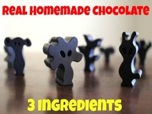 Real Homemade Chocolate