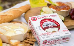 Baking Brie