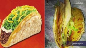 What Fast Food Looks Like In Ads Vs