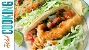 Fish Taco Recipe How To Make Fish Tacos
