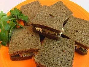 Jalapeno Pimento Cheese Sandwiches