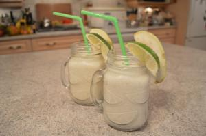 Coconut Guava Smoothies