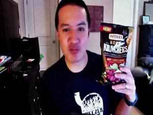 Snyders Hot Chili Lime Korn Krunchers