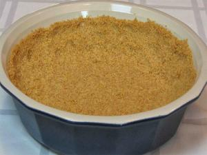 Graham Cracker Crust Lynns