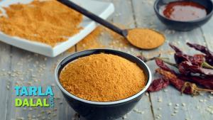 Malgapodi Powder South Indian Gun Powder 1019834 By Tarladalal