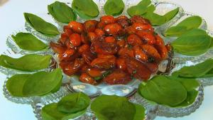 Sauteed Grape Tomatoes
