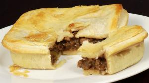 Quick Meat Pie