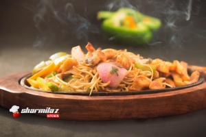 Chinese Chicken Sizzler