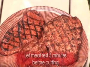 Barebecue The Perfect Steak