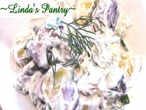 Garden Herbed Potato Salad