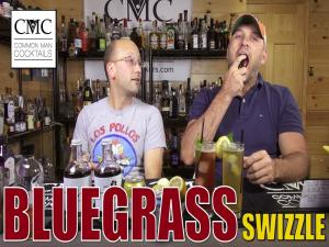 The Bluegrass Swizzle With Strong Tonic