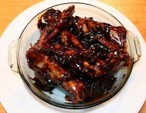 Five Spice Spareribs