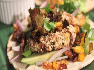 Delicata Squash Taco
