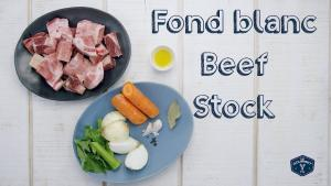Beef Stock Fond Blanc 1019575 By Legourmettv