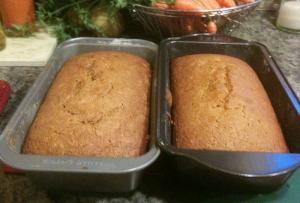 Old Fashioned Pumpkin Bread