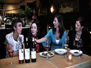 Secret To Italian Food And Wine Pairing With Celebrity Chef