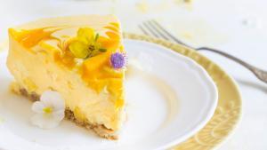 Nobake Mango Cheesecake 1017859 By Hotchocolatehits
