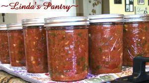 Canning Salsa 1017026 By Lindaspantry