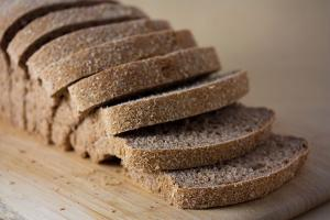 Whole Wheat Barley Bread