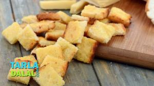 Cheese Croutons Recipe In Hindi 1018277 By Tarladalal