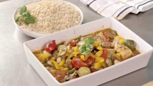 Matt Dawsons Healthy Mediterranean Cod Recipe