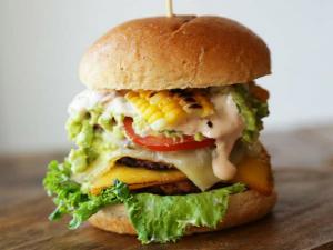 Turkey Guac Burger 2