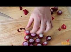 Knife Skills How To Prepare Pearl Onions 1018451 By Seriouseats