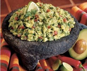 Weight Loss Diet Guacamole