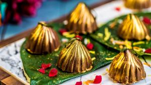 How To Make Chocolate Paan Modak Delicious Recipe 1018728 By Beingindiansawesomesauce