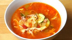 Chicken Minestrone One Pot Chef