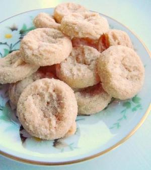 Fresh Mint Cookies