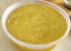 Tart Mustard Dressing