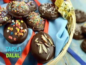 Quick Chocolaty Biscuits