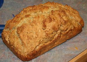 Beer Mustard Bread