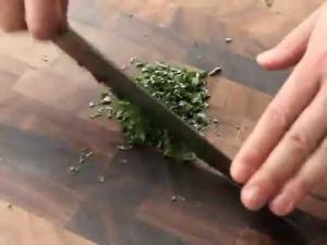 Knife Skills How To Rock Chop 1018196 By Seriouseats