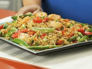 Shrimpfriedrice